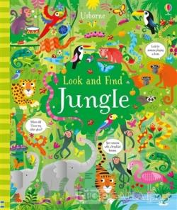 Look and Find Jungle (Ciltli)