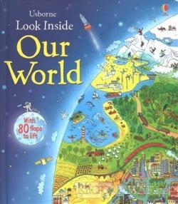 Look Inside Our World (Ciltli)