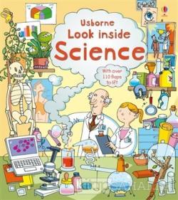 Look Inside Science (Ciltli)