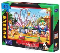 Lunapark 40 Parça Puzzle