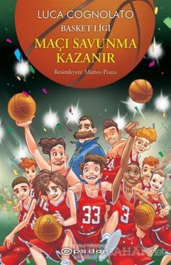 Maçı Savunma Kazanır - Basket Ligi Serisi 2 (Ciltli)