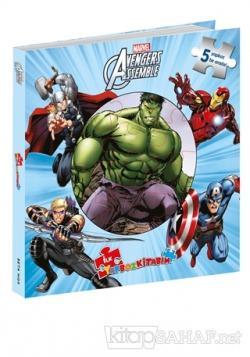 Marvel Avengers Assemble: İlk Yapboz Kitabım (Ciltli)