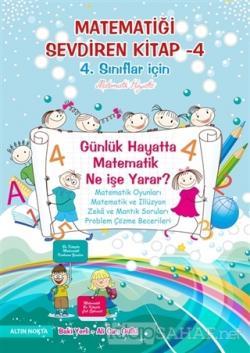 Matematiği Sevdiren Kitap - 4 - Ali Can Güllü- | Yeni ve İkinci El Ucu