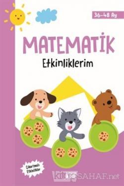 Matematik Etkinliklerim (36-48 Ay)