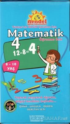 Matematik Öğrenme Seti 4 (8-10 Yaş)