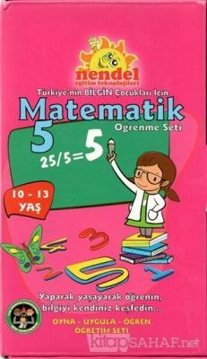 Matematik Öğrenme Seti 5 (10-13 Yaş)