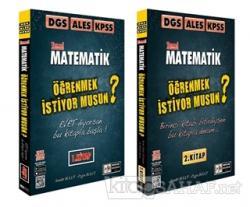Matematik Öğrenmek İstiyor musun? Video Çözümlü (2 Kitap Takım)