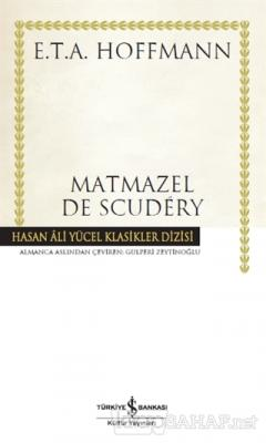 Matmazel De Scudery (Ciltli)