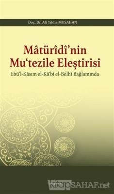 Matüridi'nin Mu'tezile Eleştirisi