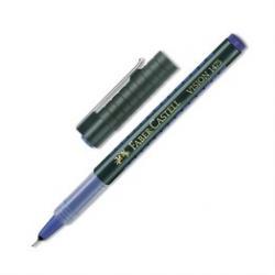 Faber Vision 5415 Mavi İğne Uçlu Kalem