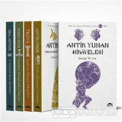 Maya Mitolojik Hikayeler Seti (5 Kitap Takım)