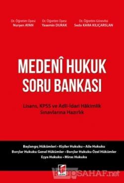 Medeni Hukuk Soru Bankası