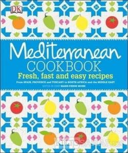 Mediterranean Cookbook (Ciltli)