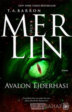 Merlin - Avalon Ejderhası 6. Kitap