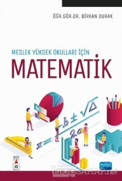 Meslek Yüksekokulları için Matematik