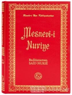 Mesnevi-i Nuriye (Küçük Boy) (Ciltli)