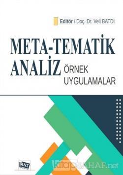 Meta - Tematik Analiz Örnek Uygulamalar