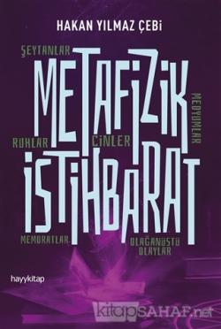 Metafizik İstihbarat - Hakan Yılmaz Çebi | Yeni ve İkinci El Ucuz Kita