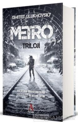 Metro - Triloji (Ciltli)