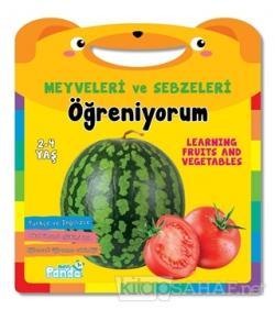 Meyveleri ve Sebzeleri Öğreniyorum