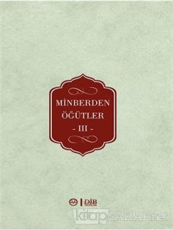 Minberden Öğütler 3 - Kolektif | Yeni ve İkinci El Ucuz Kitabın Adresi
