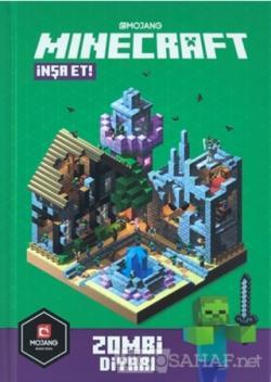 Minecraft İnşa Et Zombi Diyarı (Ciltli)