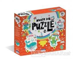 Minikler İçin Puzzle 2 (Kutulu)