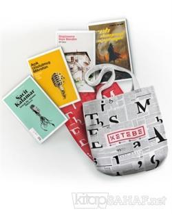 Genç Edebiyat Seti (4 Kitap Takım) - Çanta Hediyeli