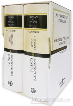 Monte Cristo Kontu - 2 Kitap Takım (Ciltli) - Alexandre Dumas | Yeni v
