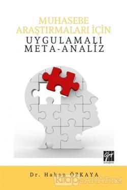 Muhasebe Araştırmaları İçin Uygulamalı Meta-Analiz