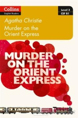 Murder on the Orient Express Level 3 (B1) +Online Audio