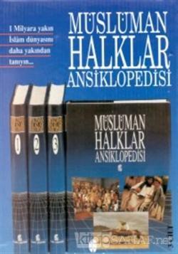 Müslüman Halklar Ansiklopedisi (3 Cilt Takım ) (Ciltli)