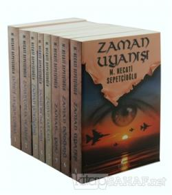 Mustafa Necati Sepetçioğlu Sabır Ağacı Dizisi (8 Kitap Takım)