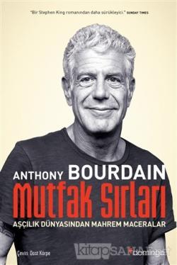 Mutfak Sırları - Anthony Bourdain | Yeni ve İkinci El Ucuz Kitabın Adr