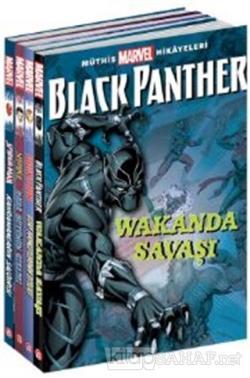 Müthiş Marvel Hikayeleri Seti (4 Kitap Takım)