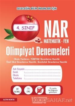 Nar Olimpiyat Denemeleri 4. Sınıf Matematik-Fen
