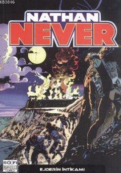 Nathan Never 4 - Ejderin İntikamı - Kolektif | Yeni ve İkinci El Ucuz