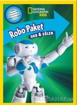 National Geographic Kids - Robot Paket Oku Eğlen