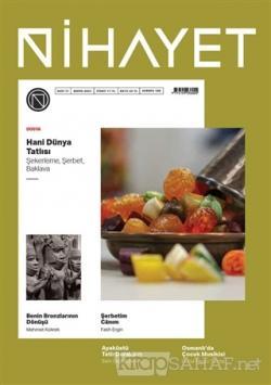 Nihayet Dergisi Sayı: 77 Mayıs 2021