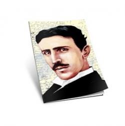 Nikola Tesla Yumuşak Kapaklı Defter