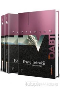 ÖABT Premium Fen ve Teknoloji Öğretmenliği Konu Anlatımlı (3 Cilt) (Ciltli)