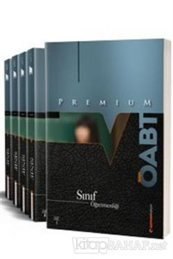 ÖABT Premium Sınıf Öğretmenliği Konu Anlatımlı (5 Cilt) (Ciltli)