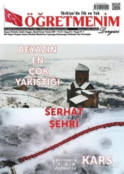 Öğretmenim Dergisi Sayı: 125 Ocak 2019
