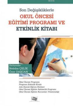 Okul Öncesi Eğitimi Programı ve Etkinlik Kitabı