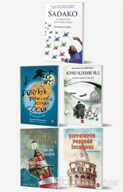 Okullarda Okutulan 5. Sınıf Kitap Seti (5 Kitap Takım)