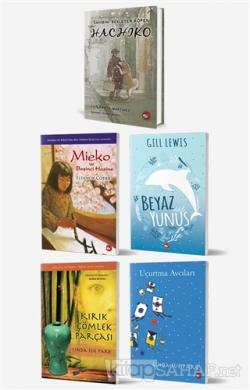 Okullarda Okutulan 6. Sınıf Kitap Seti (5 Kitap Takım)