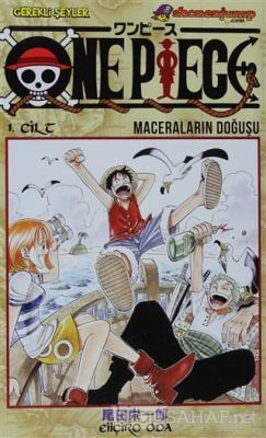 One Piece 1. Cilt