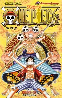 One Piece 30. Cilt