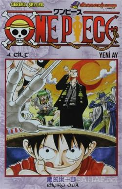 One Piece 4. Cilt
