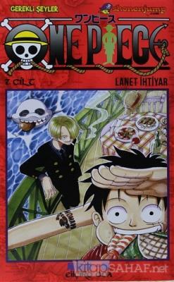 One Piece 7. Cilt